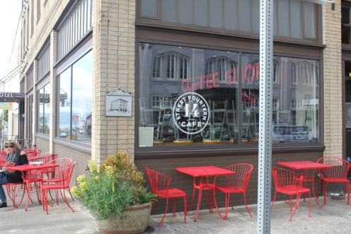 Street Fourteen Cafe